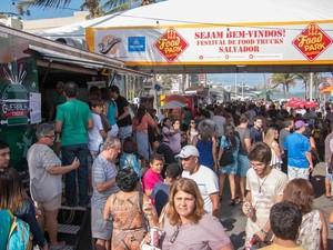 Após segunda edição em Ondina, do Food Park Salvador será na Praça Wilson Lins (Foto: Divulgação)