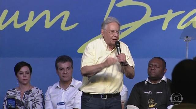 Mensagens trocadas entre FHC e Marcelo Odebrecht são anexadas a processo contra Lula