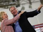 Senador Tim Kaine desponta como favorito a vice de Hillary