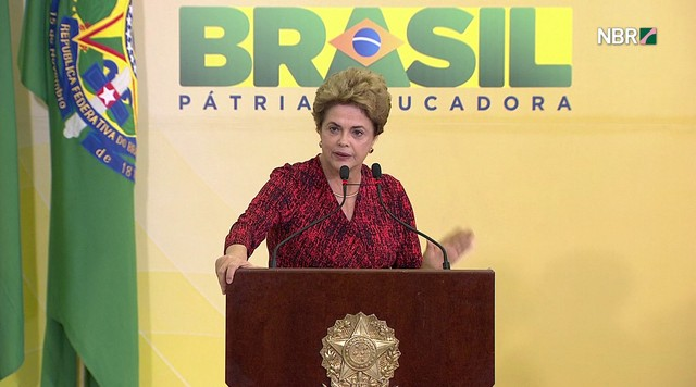 Dilma pede cautela após decisão de Waldir Maranhão de anular a tramitação do impeachment