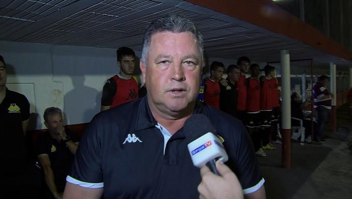 Roberto Cavalo Criciúma (Foto: Reprodução/SporTV)