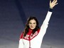 Eleita para comissão de atletas do COI, Isinbayeva é ovacionada no Maracanã