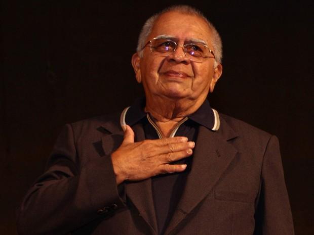 Aos 83 anos, Ubiratan Teixeira se dividia em diversas atividades (Foto: Flora Dolores/O Estado)