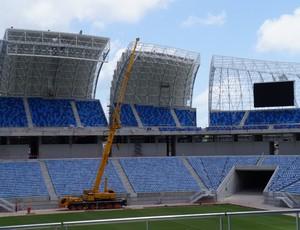 Arena das Dunas, em Natal (Foto: Augusto Gomes)
