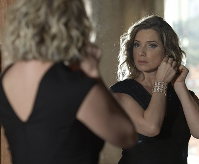 Soraya investe na produção para a audiência (Foto: TV Globo)