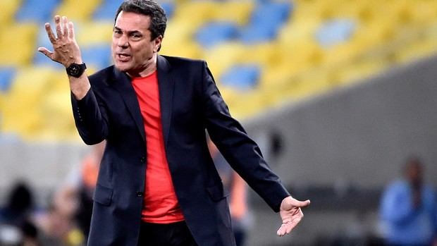 luxemburgo flamengo x atletico-mg (Foto: Getty Images)