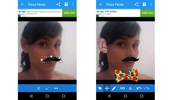 Cinco Aplicativos Para Mudar Seu Rosto E Cabelo Em Fotos Listas