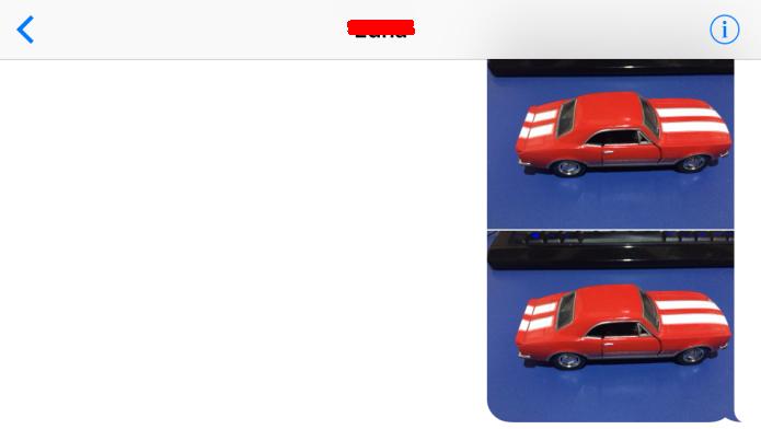 Descubra como ativar o modo de baixa qualidade de imagem do iMessage no iOS 10 (Foto: Reprodução/Edivaldo Brito)
