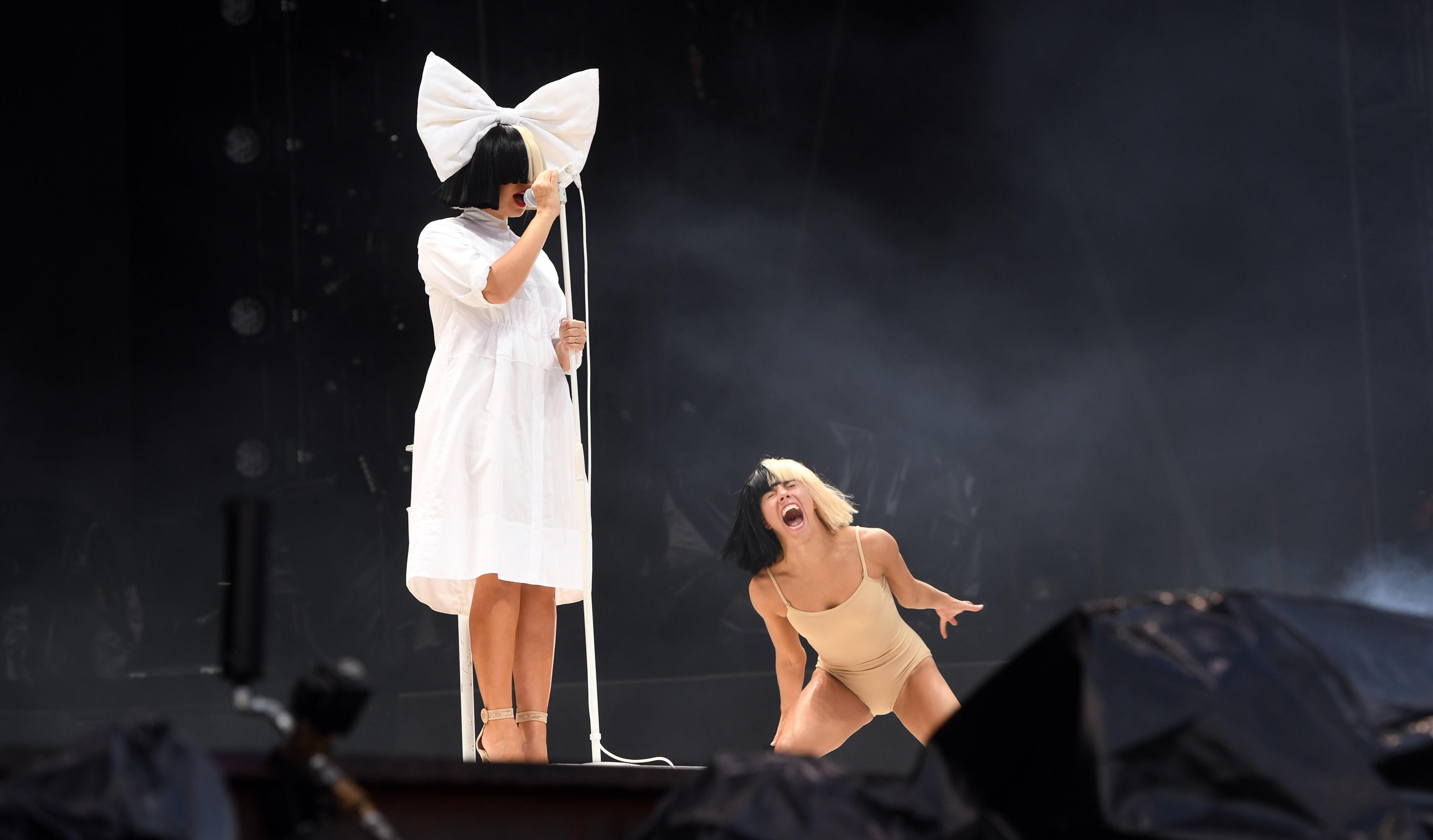 Sia e Maddie Ziegler (Foto: Getty Images)