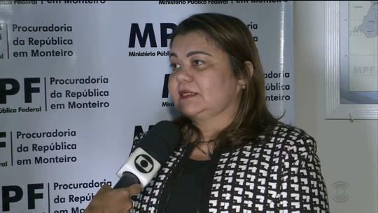 Rio e açudes da PB não estão prontos para receber transposição, diz MPF