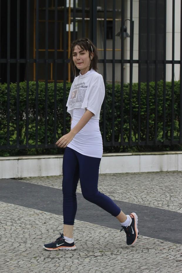 Maria Casadevall (Foto: Dilson Silva / AgNews)