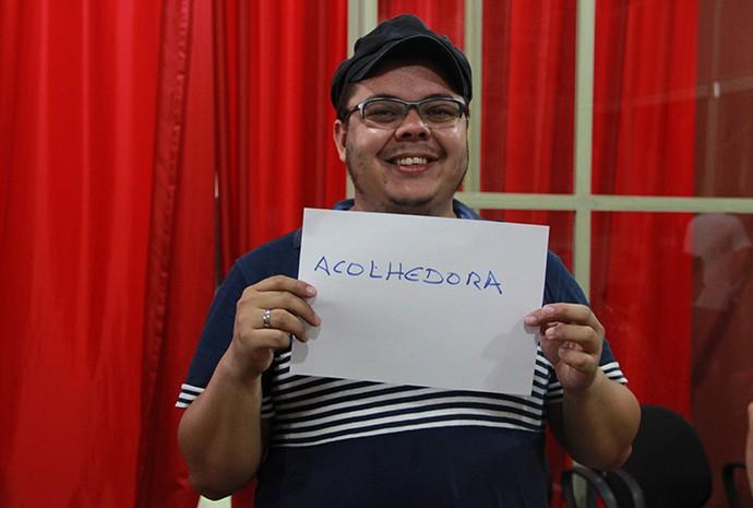 Elias Moreira (Foto: Katiúscia Monteiro/ Rede Amazônica)