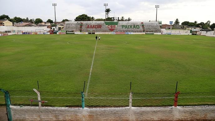 Estádio Juca Sampaio, em Palmeira (Foto: Ailton Cruz/ Gazeta de Alagoas)