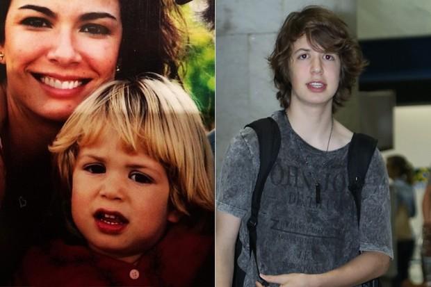 Crianças - Lucas Jagger (Foto: Instagram / Reprodução - ROBERTO FILHO / BRAZIL NEWS)