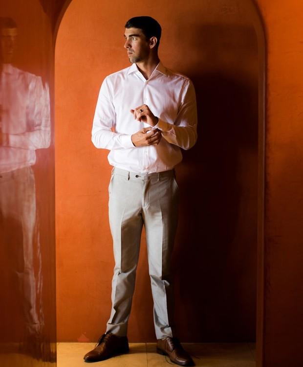Michael Phelps (Foto: Reprodução)