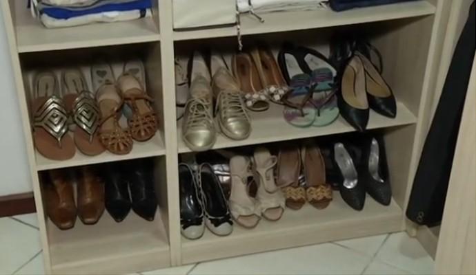 Saiba como guardar seus sapatos com uma personal organizer (Foto: Rio Sul Revista)