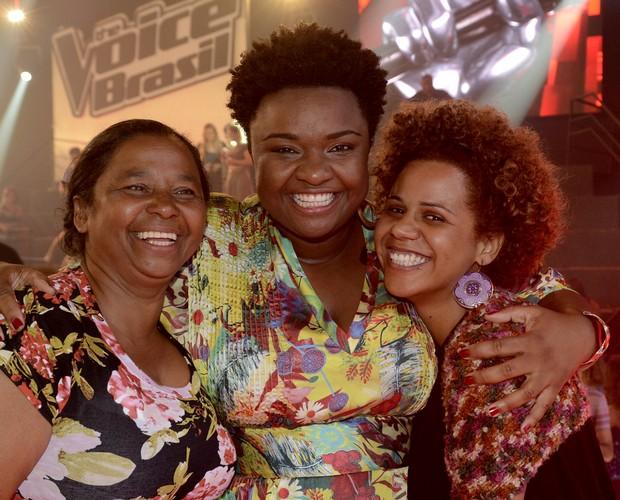 Ellen Oléria (Foto: The Voice Brasil/TV Globo)