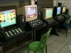 Mais de 100 máquinas caça-níqueis são apreendidas em São Luís