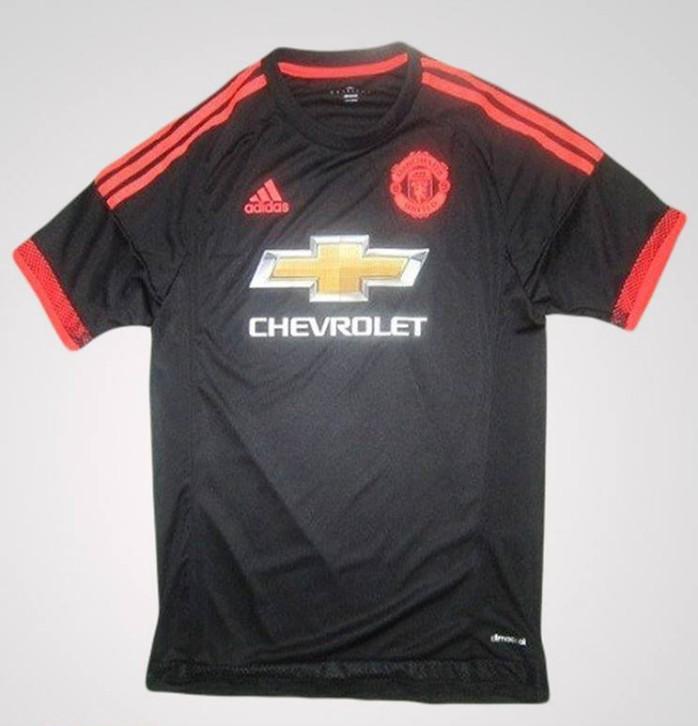 Terceira camisa Manchester United Adidas