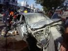 Um policial morre e outro fica ferido em acidente na Zona Oeste do Recife
