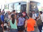 Feriadão aumenta movimento no Terminal Rodoviário de Maceió