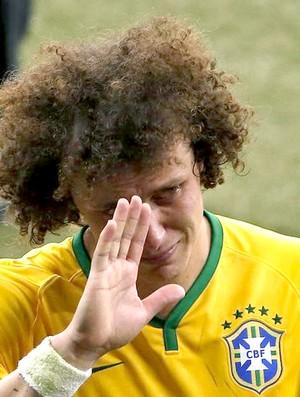 David Luiz derrota Brasil (Foto: Reuters)