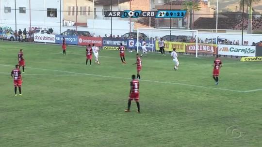 Santa Rita x CRB: time alternativo do Galo empata sem gols fora de casa