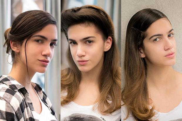Beleza - Passo a passo - Bad Hair Day (Foto: Alessandra Gerzoschkowitz / EGO)