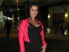 Gracyanne Barbosa desmente boatos de acordo da Mangueira com Belo