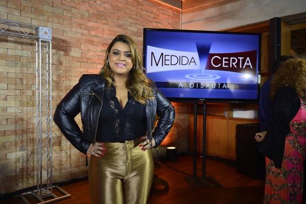 Medida Certa (Foto: André Muzell)