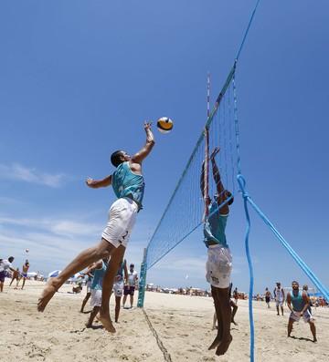 Jogos Cariocas de Verão etapa Ipanema e Copacabana (Foto: Marcelo de Jesus)