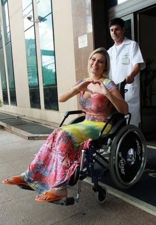 Andressa Urach (Foto: Celso Tavares/ EGO)