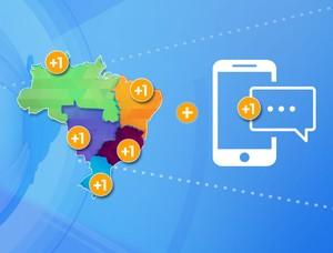 Novo sistema de votação BBB (Foto: Scintilla Lima/TV Globo)