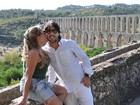 Susana Vieira relembra primeiro Dia dos Namorados com Sandro: 'Foi uma vitória'