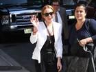 Lindsay Lohan deixa reabilitação minutos depois de entrar, diz site