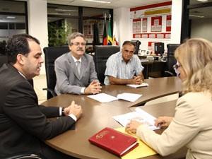 Em reunião com o Ministério Público, Cagepa se comprometeu em resolver os problemas (Foto: Divulgação)