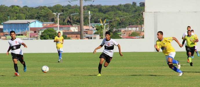 Rio Negro e Nacional Juniores (Foto: Adeilson Albuquerque)