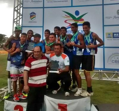 Atletismo Ouricuri (Foto: Herton Diniz/ Arquivo pessoal)