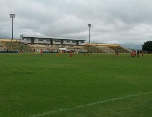 Administração do Cassolão garante que estádio está apto para o Rondoniense (Foto: Rogério Aderbal)