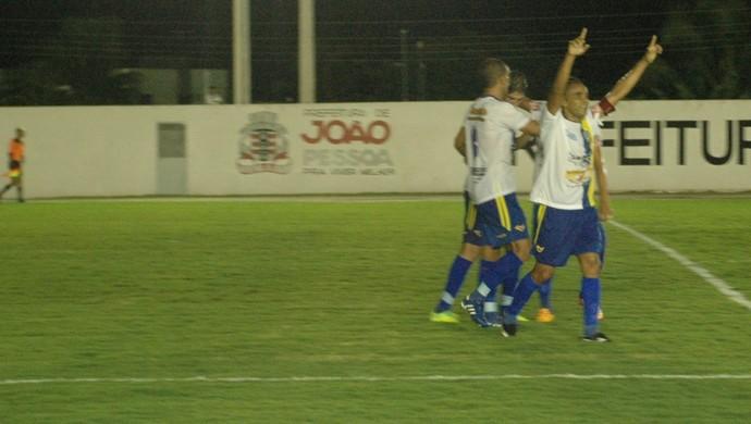Miramar x Lucena, Campeonato Paraibano (Foto: Juliana Bandeira/GloboEsporte.com/pb)