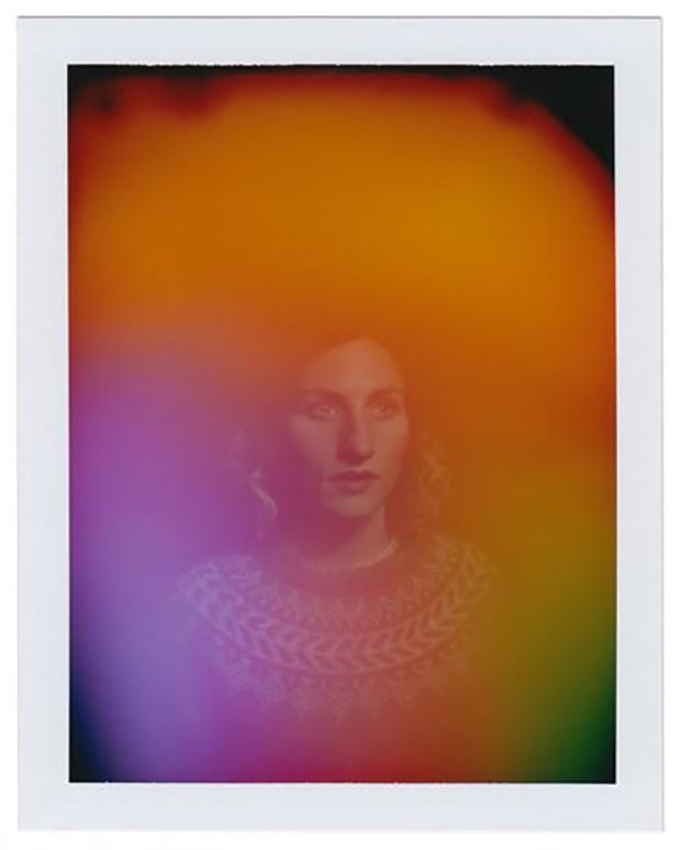 Fotógrafa captura auras (Foto: Reprodução)