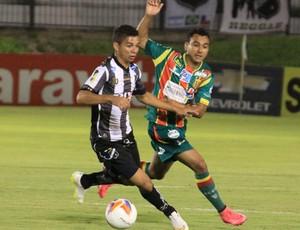 Erivélton - meia do ABC (Foto: Augusto Ratis/Augustoratis.com.br)