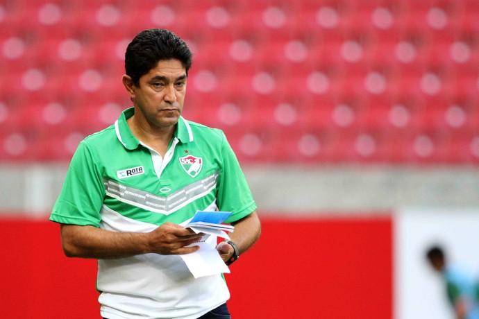 Sérgio China Salgueiro (Foto: Aldo Carneiro / Pernambuco Press)