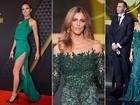 Fernanda Lima, Reese Witherspoon, Adriana Lima e outras famosas usam verde no red carpet