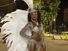 Cris Vianna comenta 'puxada de tapete' entre mulheres no Carnaval