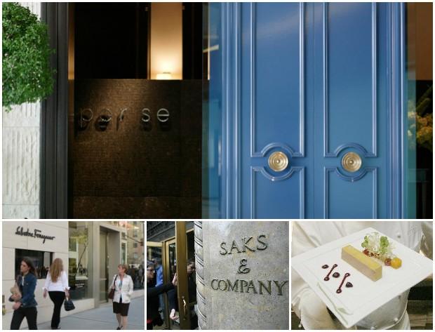 Em Nova York, o deputado federal Eduardo Cunha (PMDB) esteve nos restaurantes Per Se e Daniel, fez compras na Salvatore Ferragamo e na Sacks Fifth Avenue e se hospedou no Hilton (Foto: Reprodução)
