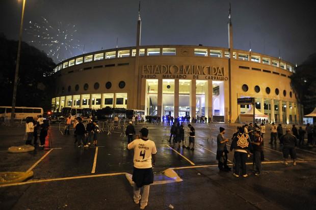 Estádio do Pacaembu (Foto: Getty Images)