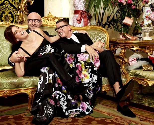 Domenico Dolce e Stefano Gabbana vêm ao Brasil em abril