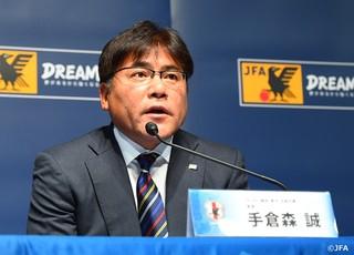 Teguramori Makoto vê time preparado (Foto: Divulgação/JFA)