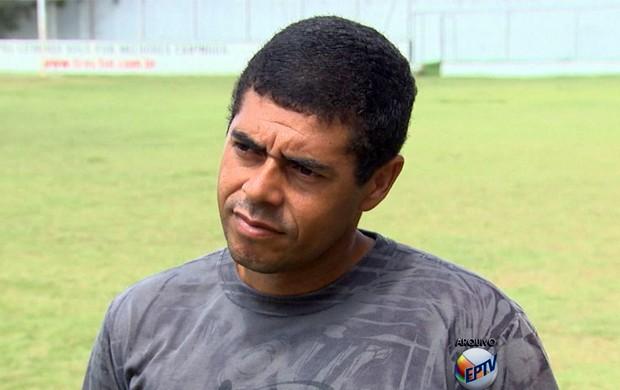 Guiba é o novo técnico do Tricordiano (Foto: Reprodução EPTV)